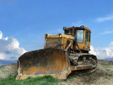 Free Bulldozer Stock Images - 5768324