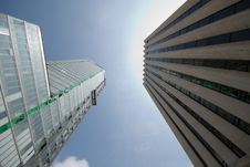 Free Skyscraper Royalty Free Stock Photo - 5768525