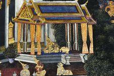 Free Thailand Bangkok Wat Phra Kaew Stock Photo - 5768730