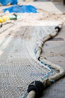 Free Fishermen S Nets Stock Image - 5768771