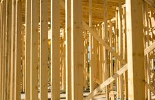 Free New Home Construction Background Stock Photos - 5769703