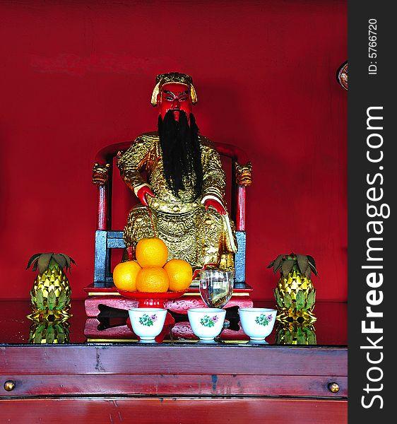 Malaysia Kuala Lumpur: Thean Hou temple