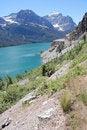 Free Mountains And Lake Stock Photos - 5774303