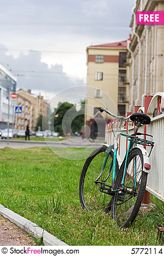 Fashioned Bikes on Old Fashioned Bike   5772114   Free Stock Photos   Images