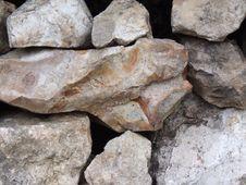 Free Rock Background Stock Image - 5770041