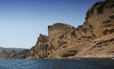 Free Calanques Coastline Near Marseille, France Royalty Free Stock Photos - 5770058