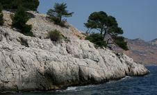 Free Calanques Coastline Near Marseille, France Stock Image - 5770101