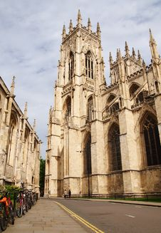Free York Minster Royalty Free Stock Image - 5770106