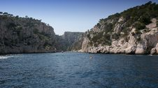 Free Calanques Coastline Near Marseille, France Stock Photography - 5770132
