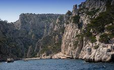 Free Calanques Coastline Near Marseille, France Stock Photo - 5770140
