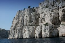 Free Calanques Coastline Near Marseille, France Stock Image - 5770191