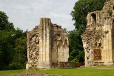 Free St Mary S Abbey Royalty Free Stock Image - 5770306