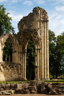 Free St Mary S Abbey Royalty Free Stock Images - 5770429