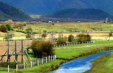 Free Tibetan Farm Stock Image - 5770451