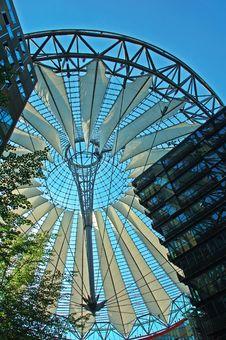 Sony Centre Stock Image