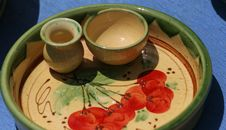 Free Colourful Ceramics On The French Riviera Royalty Free Stock Images - 5770819