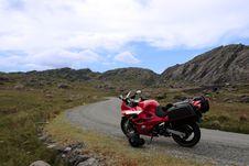 Free Motorbike Tour 3 Royalty Free Stock Photos - 5771268