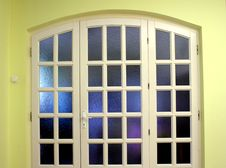 Free Vaulted Door Royalty Free Stock Images - 5771379