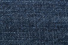 Free Jeans Fabric Macro Royalty Free Stock Image - 5771486