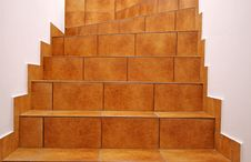 Free Floor Tile Stairs Royalty Free Stock Photos - 5771548