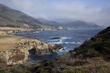Free Central California Coast Stock Photo - 5772170