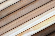 Free Wooden Handles Stock Image - 5772271