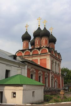 Free Russian Orthodox Church Royalty Free Stock Photos - 5772468