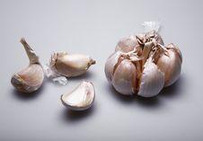 Free Garlic Royalty Free Stock Image - 5772646