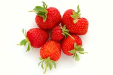 Free Strawberries Stock Photos - 5772873