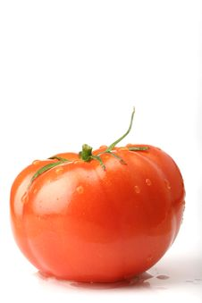 Free Fresh Tomato Royalty Free Stock Photography - 5773897