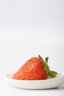 Free An Appetizing Strawberry Royalty Free Stock Image - 5773946