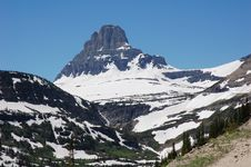 Free Glacier Mountian Royalty Free Stock Photos - 5774348