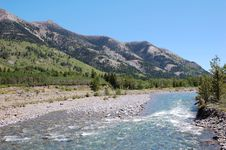 Free River And Mountains Stock Photo - 5774570