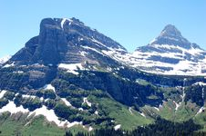 Free Glacier Mountian Royalty Free Stock Image - 5774736