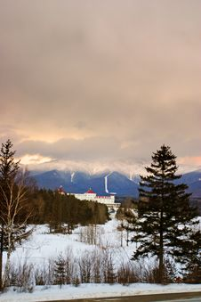 Free Bretton Woods, New Hampshire Royalty Free Stock Images - 5774779
