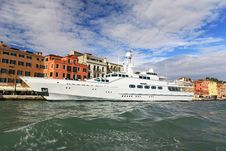 Free A Luxury Yacht Stock Photos - 5774963