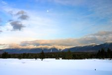Free Bretton Woods, New Hampshire Royalty Free Stock Photography - 5775037