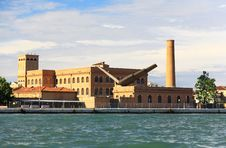Free The Scenery Of Venice Stock Photos - 5775073