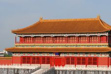 Free Forbidden City Royalty Free Stock Photo - 5775085