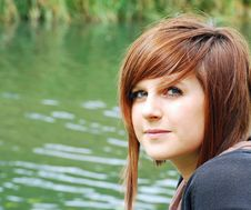 Free Pretty Teenage Girl Stock Photo - 5775200