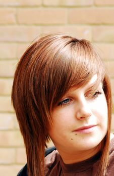 Free Pretty Teenage Girl Stock Photo - 5775210