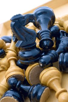Free Chess Royalty Free Stock Photos - 5776698
