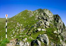 Free Mountain Ridge In Romania Stock Photos - 5776813