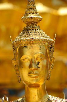 Free Thailand Bangkok Wat Phra Kaew Royalty Free Stock Images - 5777079