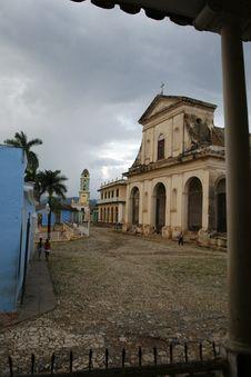 Free Catholic Church Stock Image - 5777451