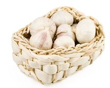 Free Fresh Garlic Royalty Free Stock Photos - 5777938