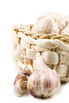 Free Fresh Garlic Stock Photos - 5778053