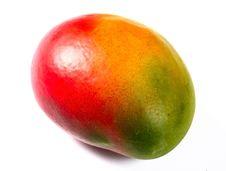 Free Mango Fruit Isolated Royalty Free Stock Images - 5778179