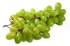 Free Green Grapes Royalty Free Stock Photography - 5778327