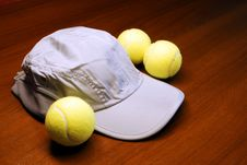 Free Tennis Equipment Stock Image - 5779021